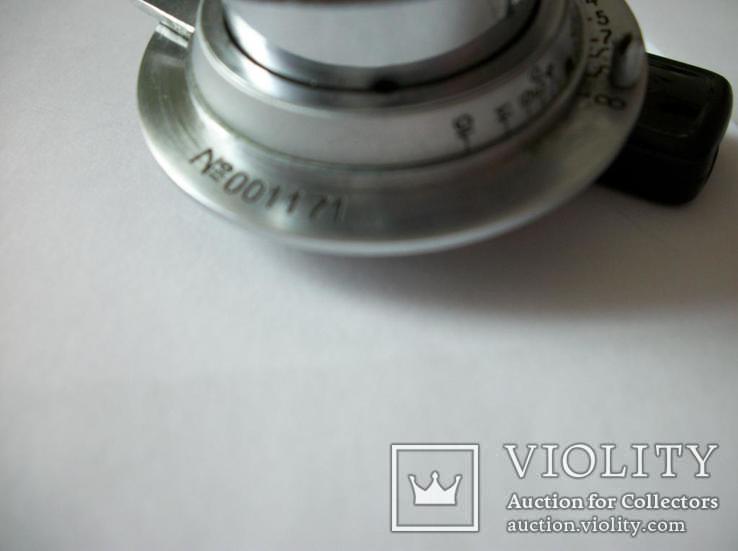 Объектив фэд 1:3,5 , f=50mm , No-001171, фото №3
