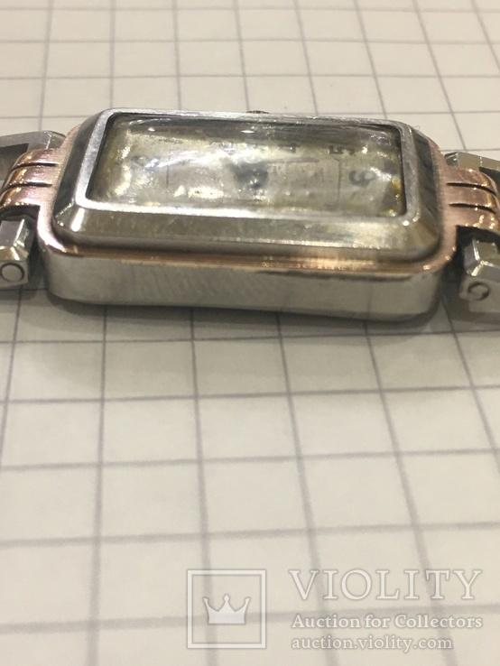 Часы женские Festa с золотой пластиной, фото №6
