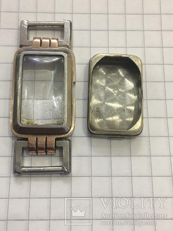 Часы женские Festa с золотой пластиной, фото №8