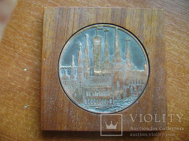 Настольная медаль., фото №2