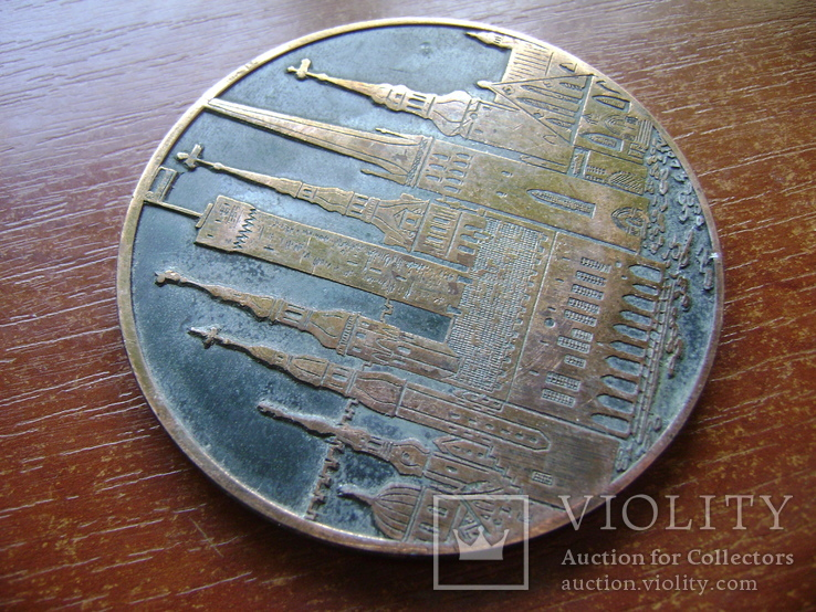 Настольная медаль., фото №5