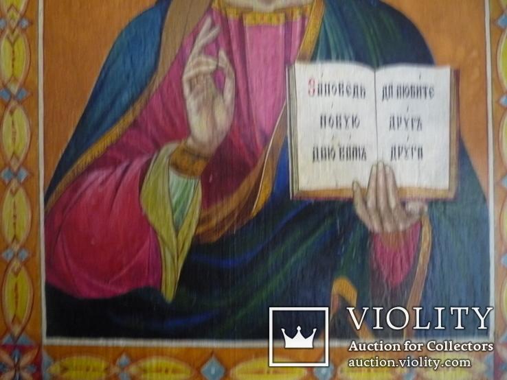 Пара - Спас и Богородица 1990-е гг., фото №5