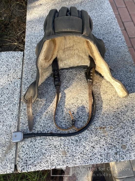 Шлем танкиста, фото №2