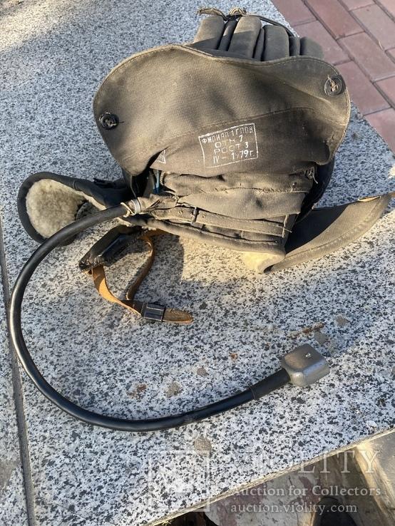 Шлем танкиста, фото №3