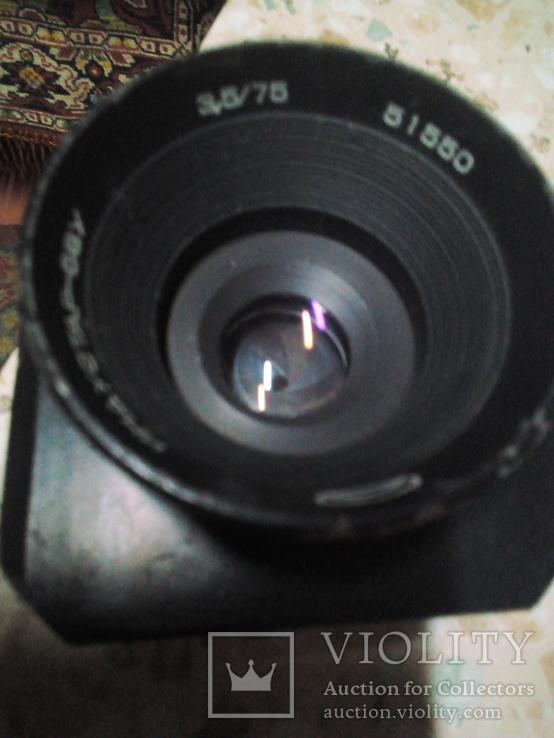 Индустар 58у, фото №3