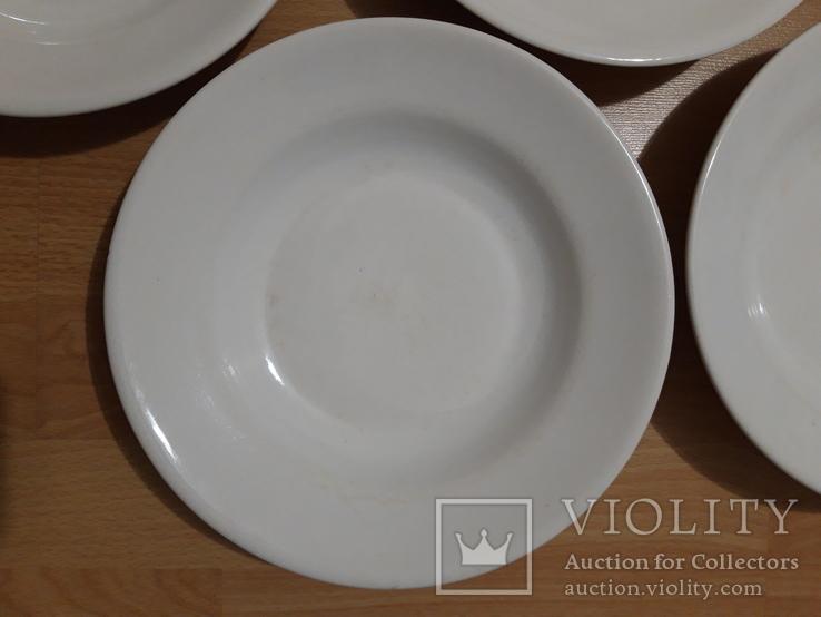 Общепит СССР  тарелка 5 штук, фото №3