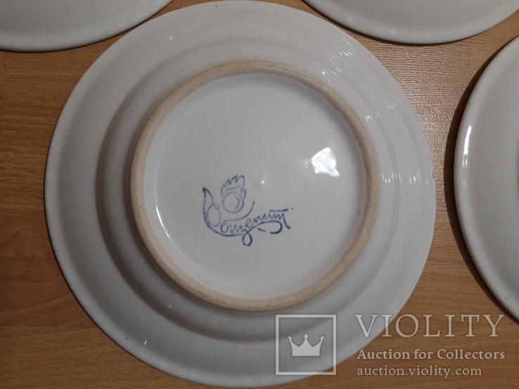 Общепит СССР  тарелка 5 штук, фото №5