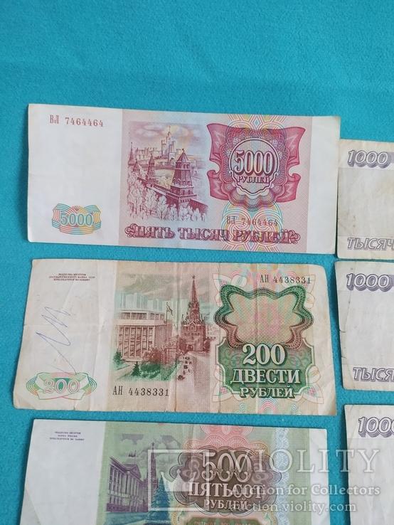 Боны разные Россия  12 штук, фото №11