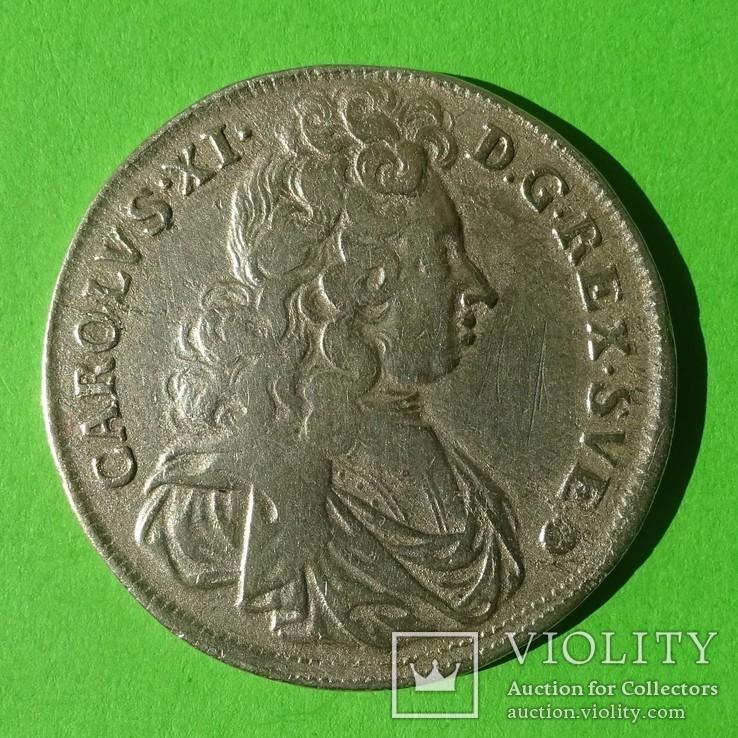 4 марки, Швеция, 1694 год,