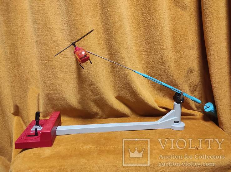 Вертолет электромеханический, фото №8