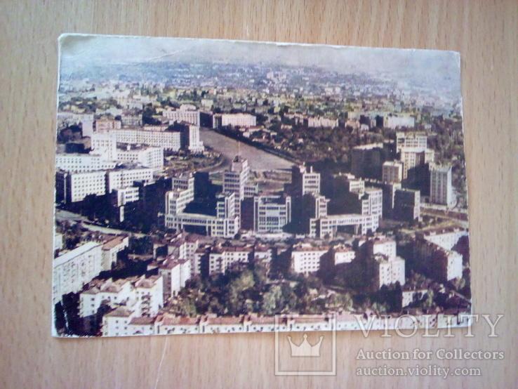 Харьков. Общий , Харьковское кн. изд,  1960 г, фото №2