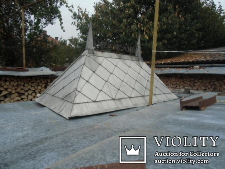 Купол металический №1, фото №5