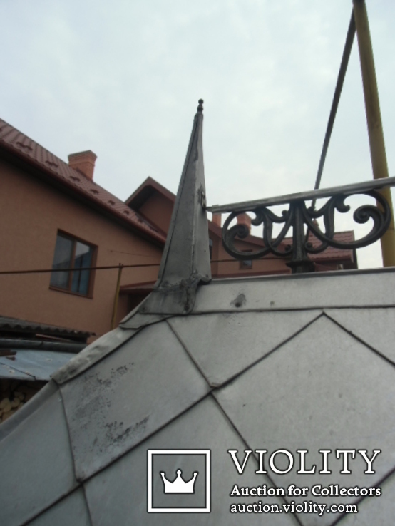 Купол металический №1, фото №9