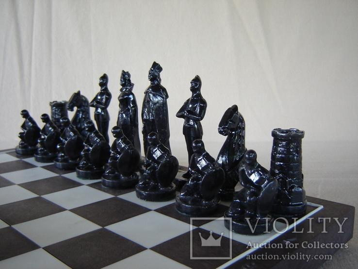 Шахматы воины, фото №4