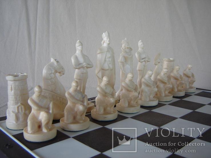 Шахматы воины, фото №3