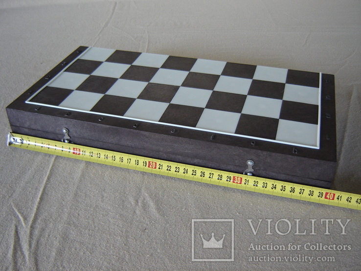 Шахматы воины, фото №11