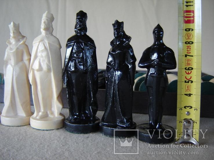 Шахматы воины, фото №13
