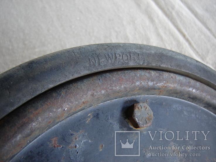 Массивные узкие колеса на подшипниках., фото №10