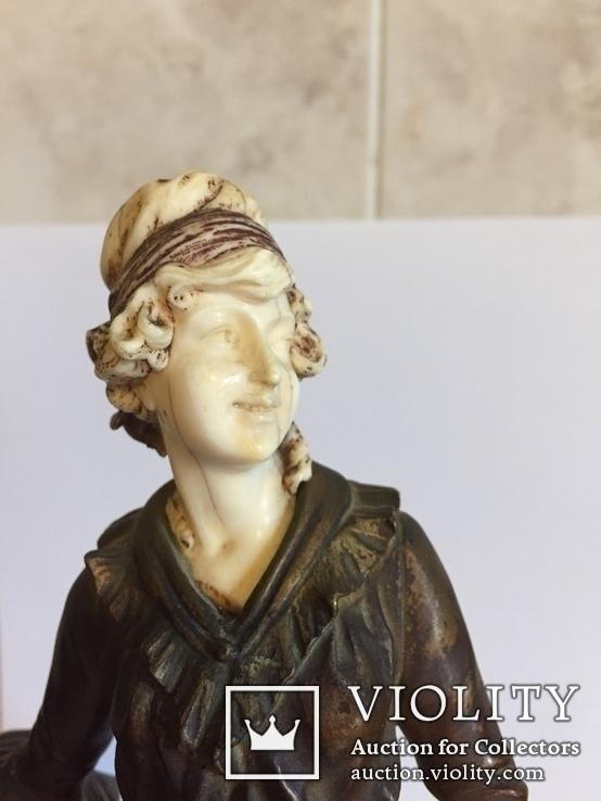 Дама с шляпой, фото №7