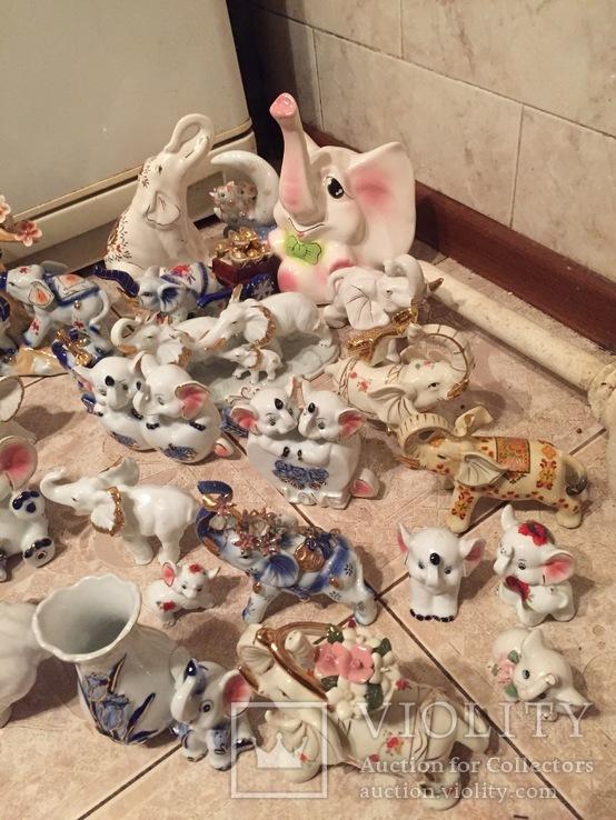 26 слонов разных производителей, фото №8