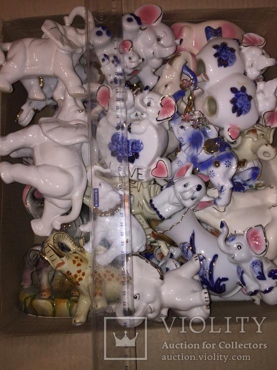 26 слонов разных производителей, фото №13