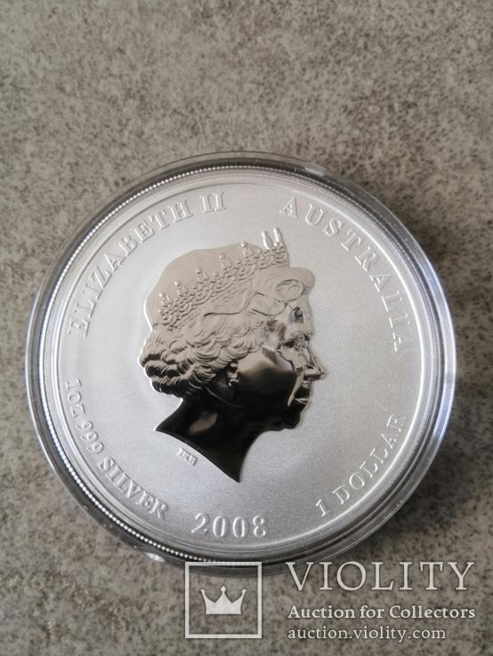 1 доллар год мыши, фото №2