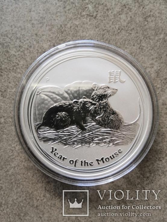 1 доллар год мыши, фото №3