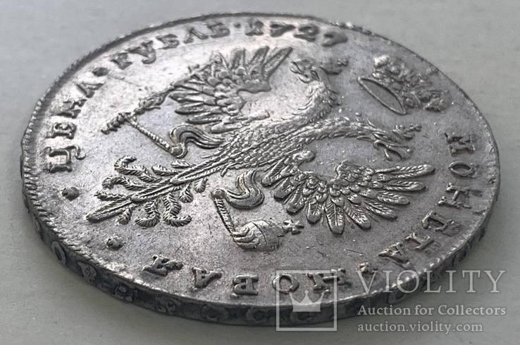 Рубль 1727г.