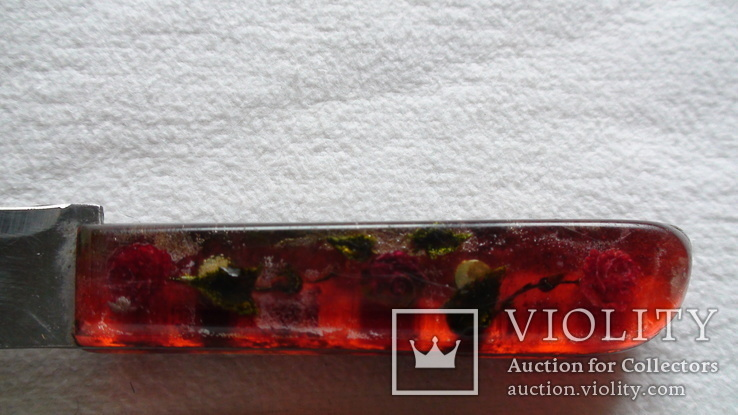 Нож кухонный  (Зекпром), фото №4