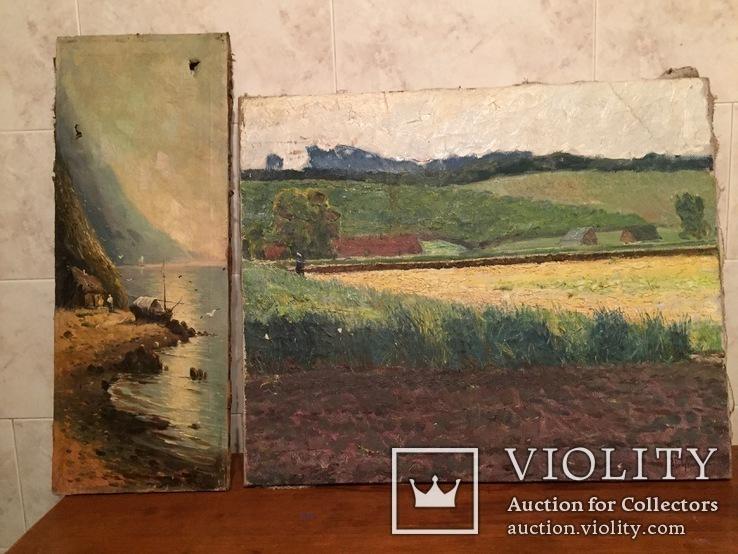 Две картины разных времён, фото №2
