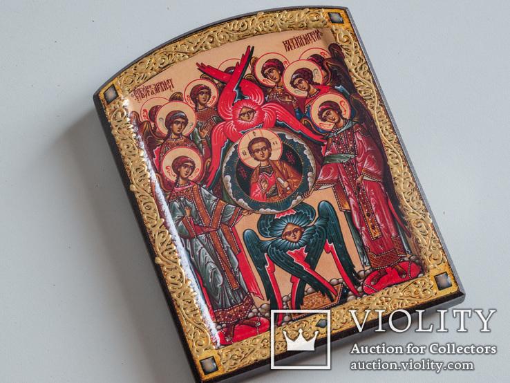Икона Собор Архистратига Михаила, фото №3