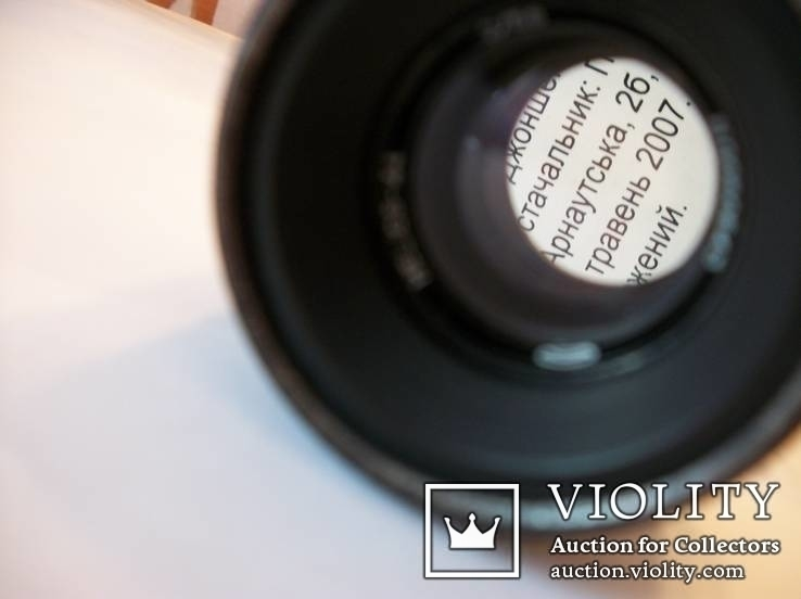 Объектив гелиос-44, зебровый, м-39 [футляр ориг.и передняя-задняя крышки], фото №4