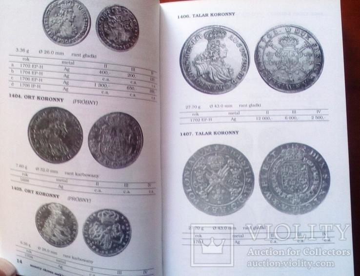 Каталог монет Польши + каталог Евро монет 2002 г., фото №3