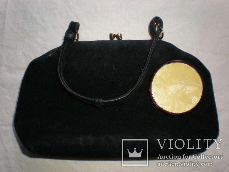 Винтажная театральная сумочка, фото №2