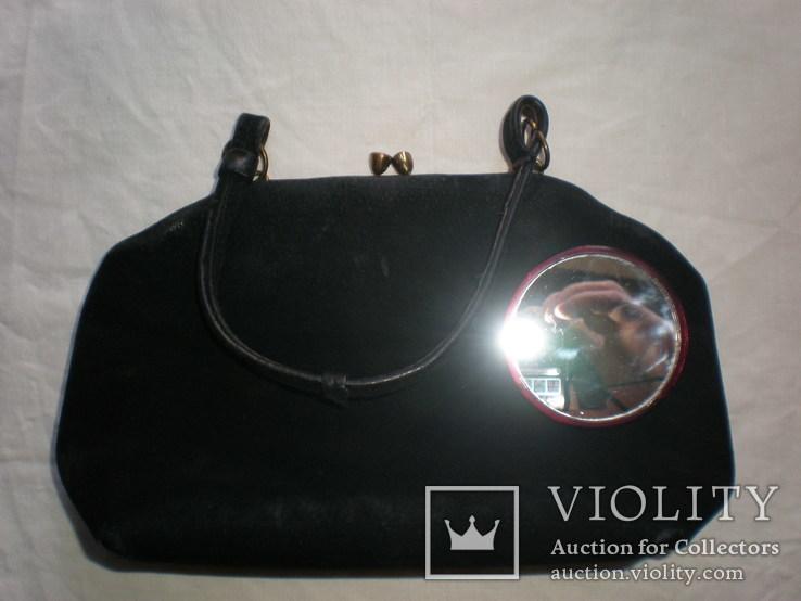 Винтажная театральная сумочка, фото №3