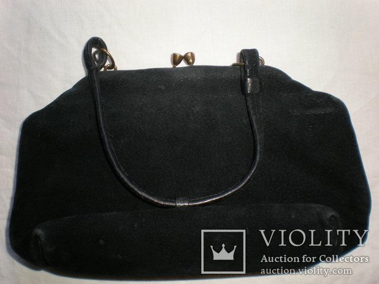 Винтажная театральная сумочка, фото №4