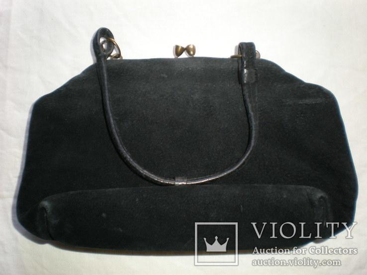 Винтажная театральная сумочка, фото №5