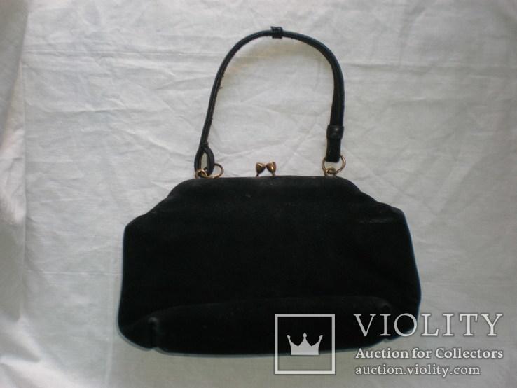 Винтажная театральная сумочка, фото №6