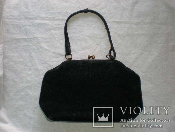 Винтажная театральная сумочка, фото №7