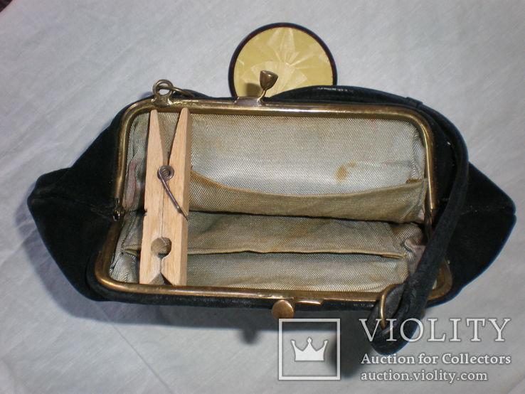 Винтажная театральная сумочка, фото №8