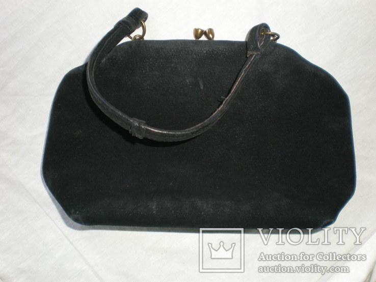 Винтажная театральная сумочка, фото №10