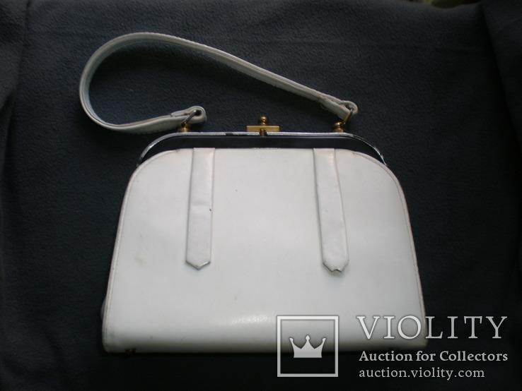 Винтажная женская сумочка, фото №2