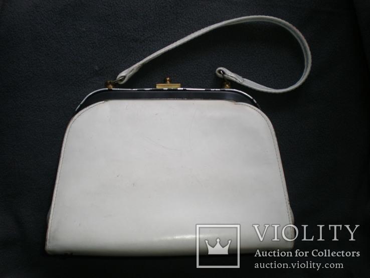 Винтажная женская сумочка, фото №3