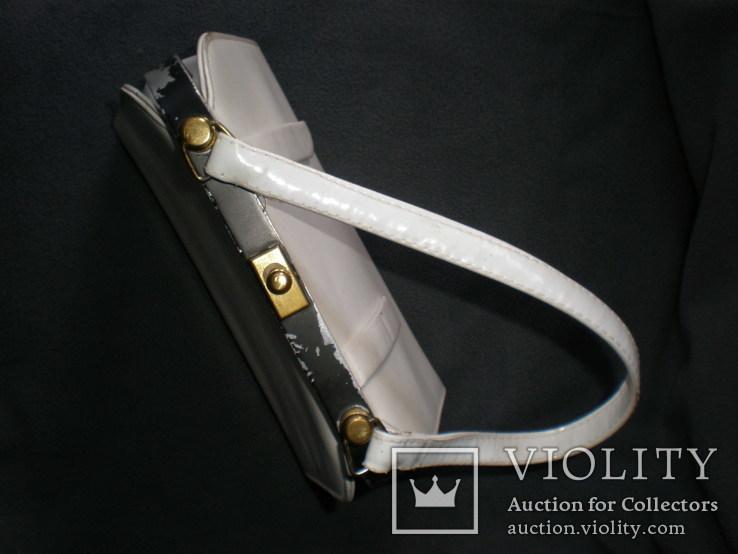 Винтажная женская сумочка, фото №5
