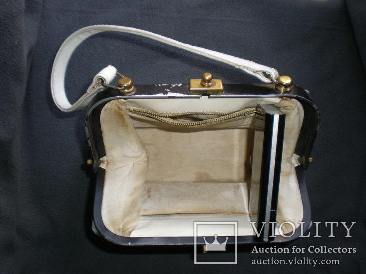 Винтажная женская сумочка, фото №6