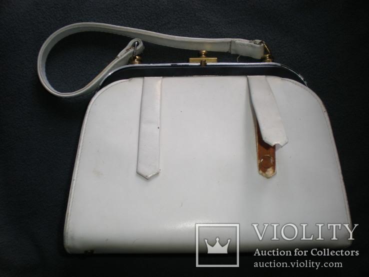 Винтажная женская сумочка, фото №7