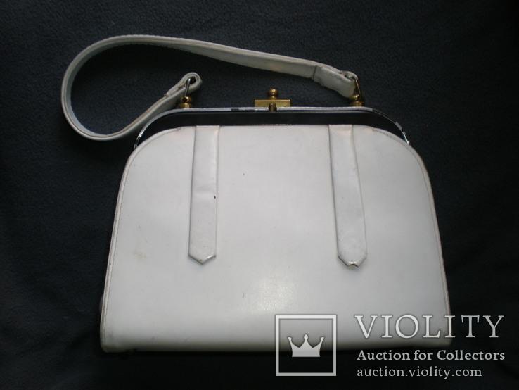 Винтажная женская сумочка, фото №10