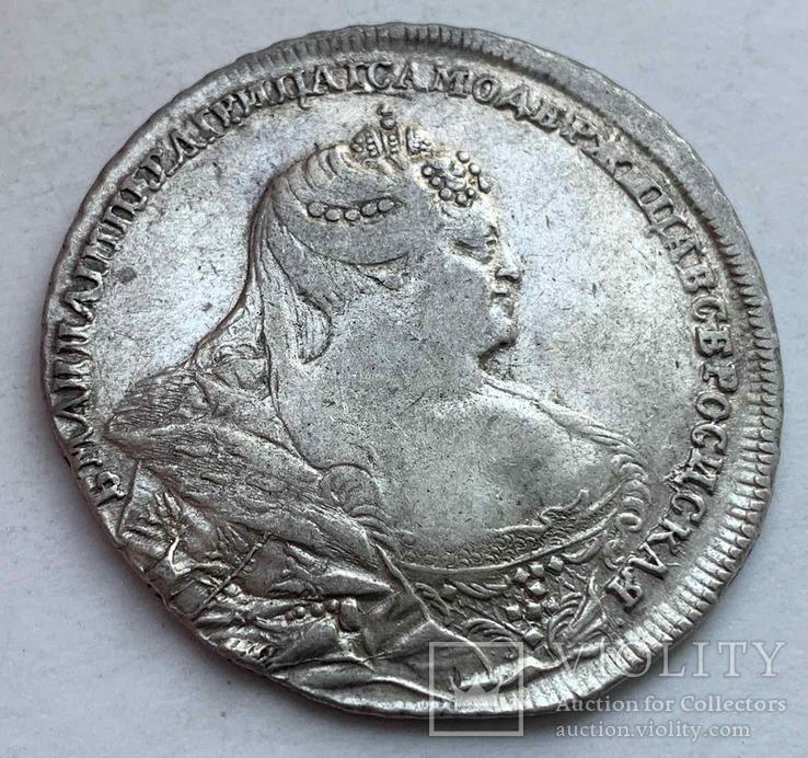 Рубль 1738г.