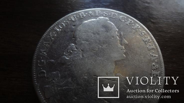 Талер 1755  Бавария  серебро    (Лот.4.8), фото №6