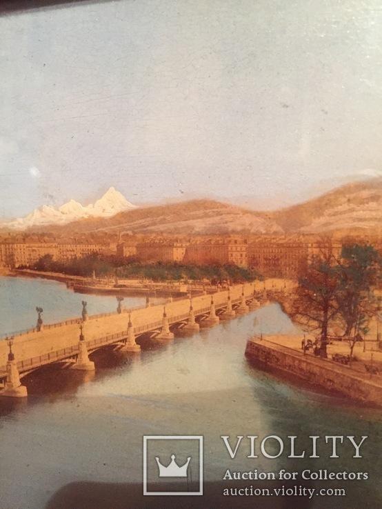 Городской пейзаж, репродукция, фото №5